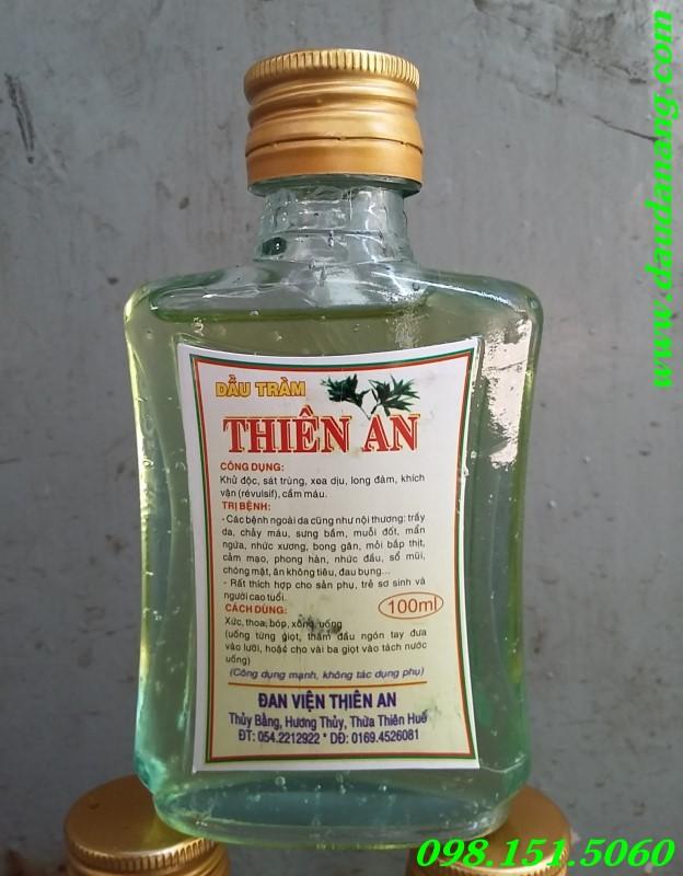 Dầu tràm Thiên An 100ml