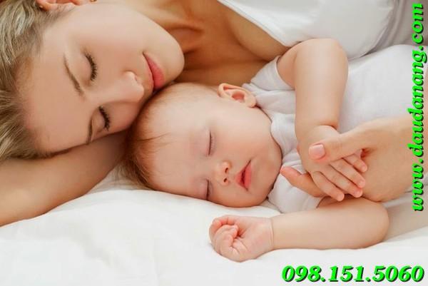 Sử dụng dầu tràm đối với trẻ sơ sinh và trẻ nhỏ