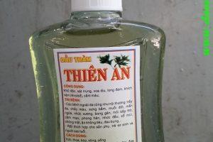 Bạn nên biết về dầu tràm Thiên An Huế